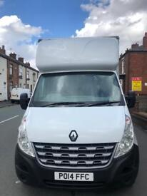 Man and Van Removal Services, Full/Part House Move, Single Item Pick ups.