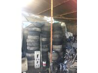 Job lots of tyres £5 each for lots