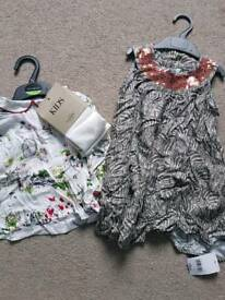BRAND NEW girls clothes 12-18 18-24 2-3