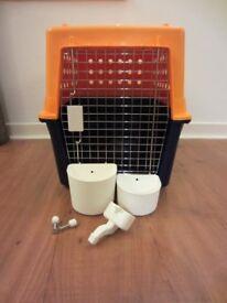 Medium Pet Carrier/ Crate