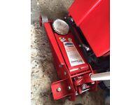 Sealey Trolley Jack Yankee 3tonne Low Entry 3001LEV2