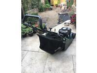 Hayter harrier 48 self-propelled lawn mower