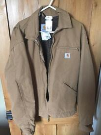 Carharrt men's jacket