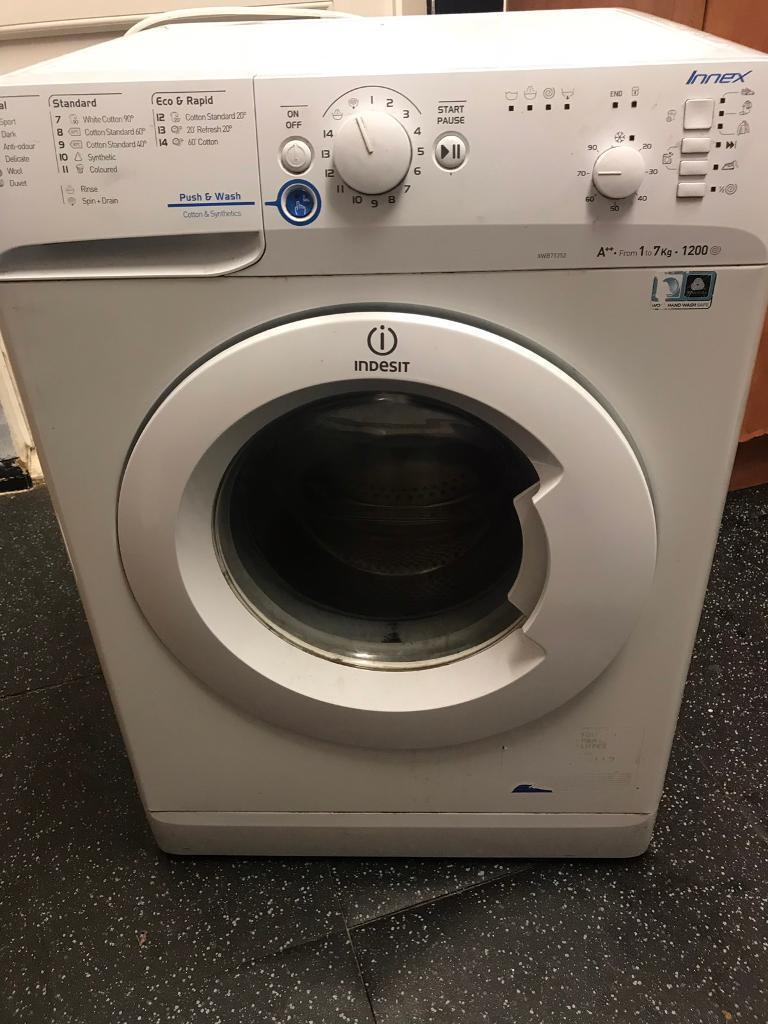 Indesit faulty washing machine | in Romford, London | Gumtree