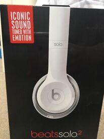 Beats solo 2 headphones BNIB
