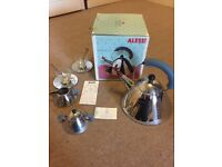 Alessi Bird Kettle 9093 brand new, boxed & extras