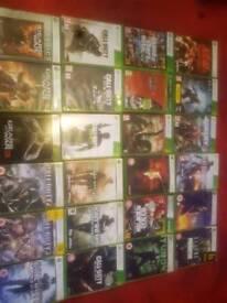 Xbox 360 24 games