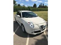 Alfa Romeo MiTo Lusso. 1.4 Petrol. 1 owner from new.