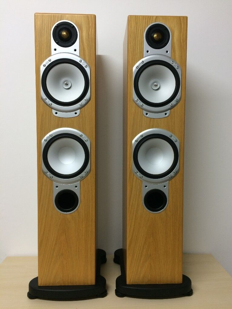 Monitor Audio Silver Rs6 Speakers Monitor Audio Hi Fi