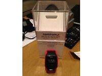TomTom Multi Sport Watch Cardio with in-built hrm