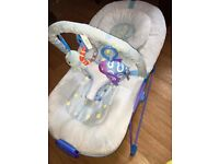 Baby Bouncer. Very Good Condition
