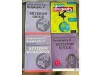 GCSE Edexcel geography revision books