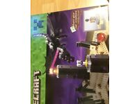 Lego Minecraft - £45 - brand new
