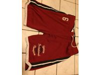Abercrombie And Fitch Vintage Sports Shorts, Possibly Basket Ball, Original and Rare.