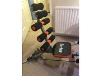 Multi-Gym machine/Waist Trimmer board and Ab Trainer