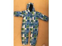 Snow suit 24-36 months