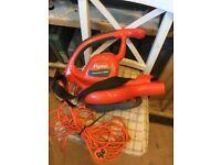Flymo Blower Vac Power Vac 3000 – Missing parts