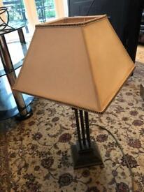 M&S lamp
