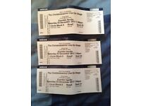 X3 The Christmasarus Live tickets