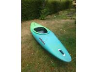 rotomoulded kayak / canoe. Good condition. suitable for child / small adult