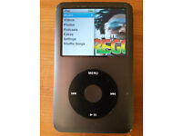 iPod Classic 160GB 7th Gen comes with 3 USB cables
