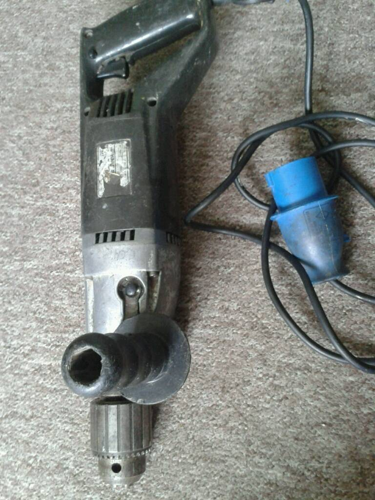 Black and decker vintage powerdrillin Cheltenham, GloucestershireGumtree - This is the same drill advertise months ago and has NOW been tested and does work great.17 inch in length approxWeight is just under 4 kgWill accept N.O