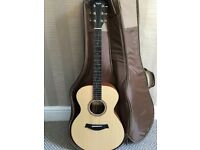 Taylor A12E guitar