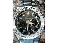 Casio G shock multiband 6 gst-w110