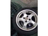 15''Alloys with good tyres