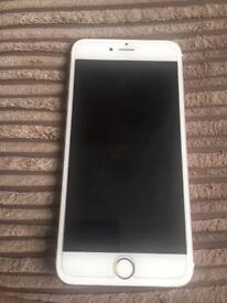 Mint Condition IPhone 6s Plus. Can swap