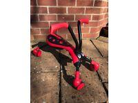 Scramble Bug - Ride On Toy