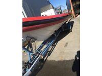 Pulsar 7.2 m rib boat