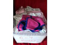 Baby girl 6-9months bundle of clothes