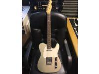USA Fender Telecaster 1998- price drop!