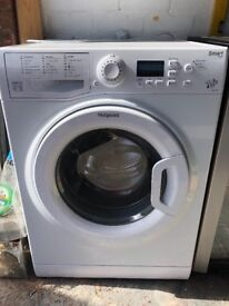 Hotpoint 9kg washing machine great condition