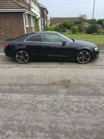 Audi A5 Coupe. 2.7 Diesel.
