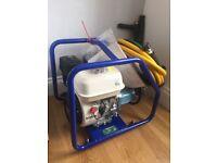 Brendon 15KPL Powerwasher. 1500psi. Honda Engine. Brand new/ never used