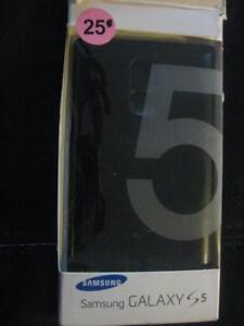 Samsung Galaxy S5 Smart Flip Wallet Folio Case / Cover. Fitted Hard Shell. Protect Camera. Phone : 9057815781