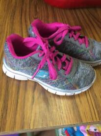 Skechers trainers size 10