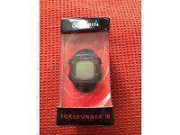 Garmin forerunner 10 Black/red brand new