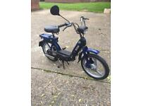 Vespa Px Ciao Piaggio 50 cc Iconic Italian Moped Bicycle Vintage UK plated MOT