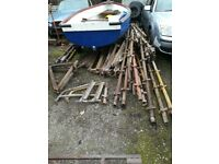 KWIKSTAGE SCAFFOLDING FOR SALE £105.00