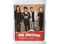 The Official One Direction Annual, Excellent Condition, Like Brand New, Never Used