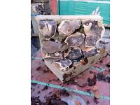 Brand New High Quality Aesthetic Flint Stone Blocks x1200 Can Deliver