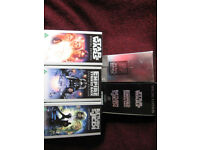 STAR WARS TRILOGY - VHS BOXED SET