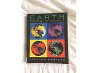 Earth Portrait of a Planet - Stephen Marshak (2001 First Edition)