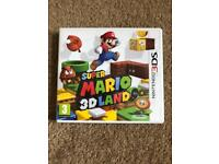 Nintendo 3DS super mario 3d land (open to offers)