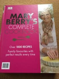 Mary Berry complete cookbook..