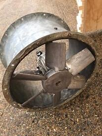 Commercial extractor fan