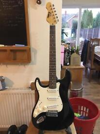 98cm left handed Encore electric guitar